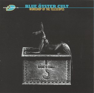 <i>Workshop of the Telescopes</i> 1995 greatest hits album by Blue Öyster Cult