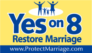 "Official ProtectMarriage.com ""Yes on 8&qu..."