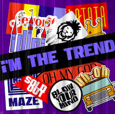 Im the Trend 2020 single by (G)I-dle