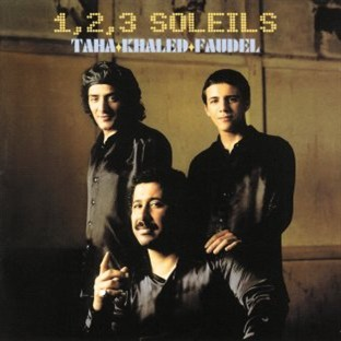 <i>1,2,3 Soleils</i> 1999 live album by Rachid Taha, Khaled and Faudel