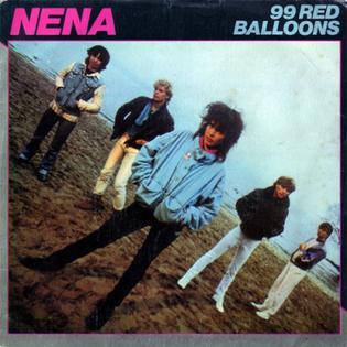 Nena - 99 Luftballons German Version Nena - Song Lyrics