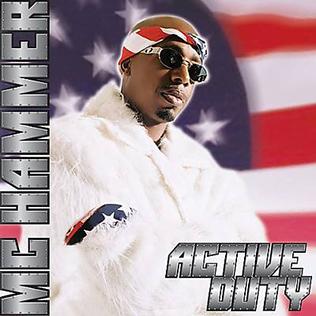 MC Hammer Active Duty album