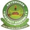Official seal of Akyemansa District