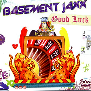 Basement Jaxx featuring Lisa Kekaula — Good Luck (studio acapella)