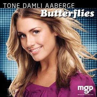 Butterflies (Tone Damli song)