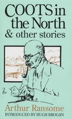 Cover art of paperback copy of Coots in the North