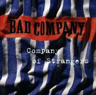 <i>Company of Strangers</i> (Bad Company album) 1995 studio album by Bad Company