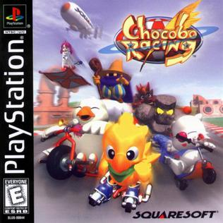 <i>Chocobo Racing</i> 1999 video game