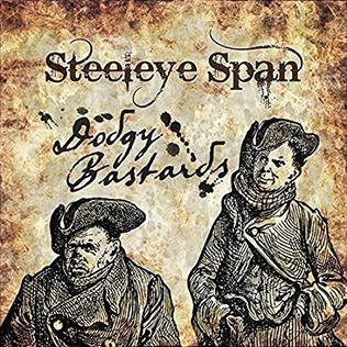 <i>Dodgy Bastards</i> 2016 studio album by Steeleye Span