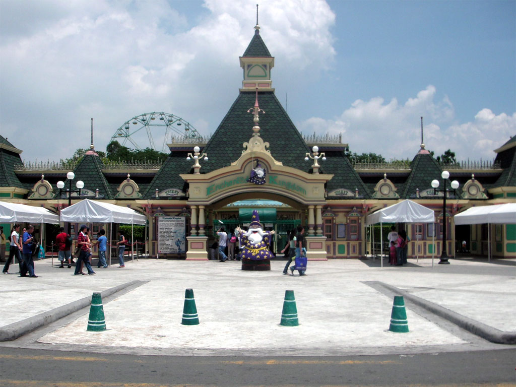 History if enchanted kingdom philippines