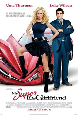 My Super Ex-Girlfriend (2006) movie poster