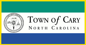 Flag of Town of Cary