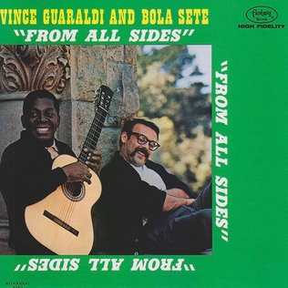 <i>From All Sides</i> 1965 studio album by Vince Guaraldi and Bola Sete