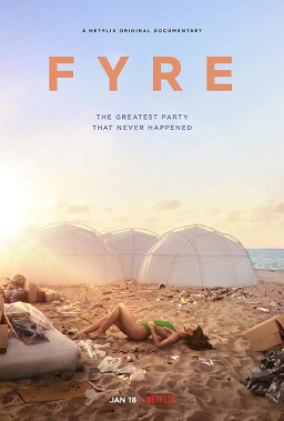Picture of a movie: Fyre