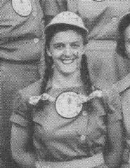 Gladys Davis (baseball) Canadian baseball player