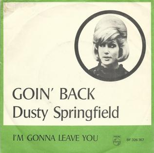 Goin Back 1966 single by Dusty Springfield