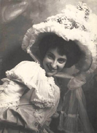 Ines Maria Ferraris singer