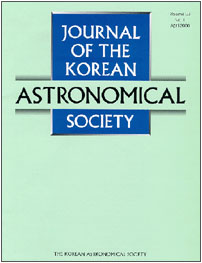 <i>Journal of the Korean Astronomical Society</i> Academic journal