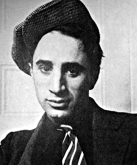 "Photo of Elia Kazan for stage play ""Parad..."