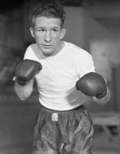 Lew Jenkins American boxer