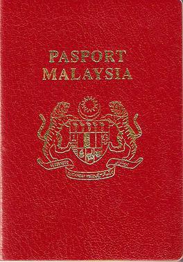 malaysia passport, passport