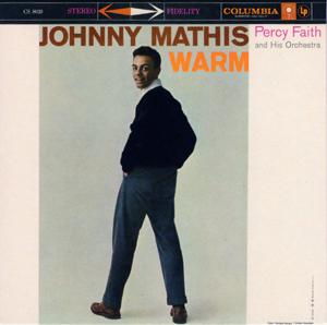 <i>Warm</i> (Johnny Mathis album) 1957 studio album by Johnny Mathis