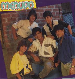 <i>Menudo</i> (album) 1985 studio album by Menudo