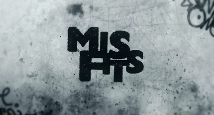 MisfitsIntertitle Misfits   (Free) TV You Should Be Watching Online