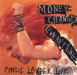 Cyndi Lauper - Money Changes Everything (studio acapella)