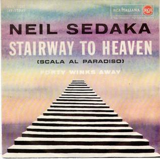 stairway to heaven neil sedaka song wikipedia. Black Bedroom Furniture Sets. Home Design Ideas