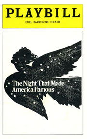 <i>The Night That Made America Famous</i> musical