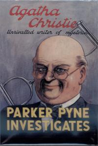 Image result for parker Pyne Investigates first edition