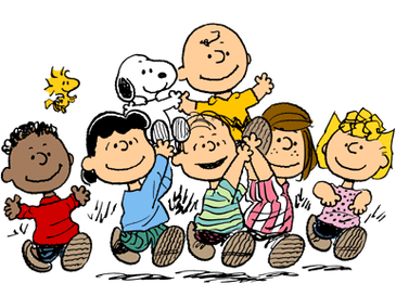 Image result for snoopy and peanuts characters