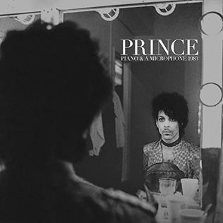 <i>Piano and a Microphone 1983</i> 2018 demo album by Prince