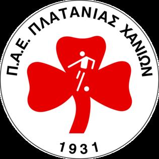 Platanias F.C. Greek association football club