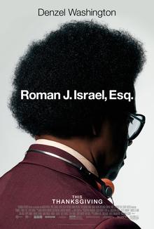 Résultats de recherche d'images pour «roman j israel»