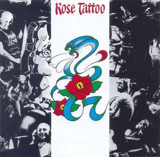 <i>Rose Tattoo</i> (Rose Tattoo album) 1978 studio album by Rose Tattoo