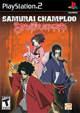 Samurai Champloo - Sidetracked Coverart.png