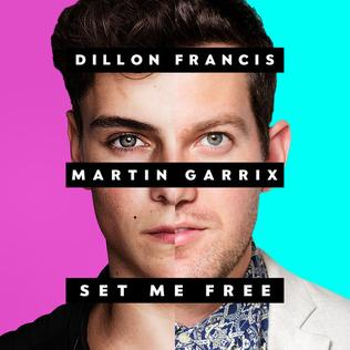 Dillon Francis and Martin Garrix - Set Me Free (studio acapella)