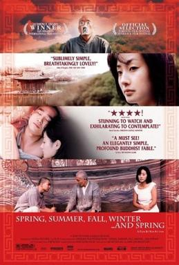 Picture of a movie: Spring, Summer, Autumn, Winter And Spring