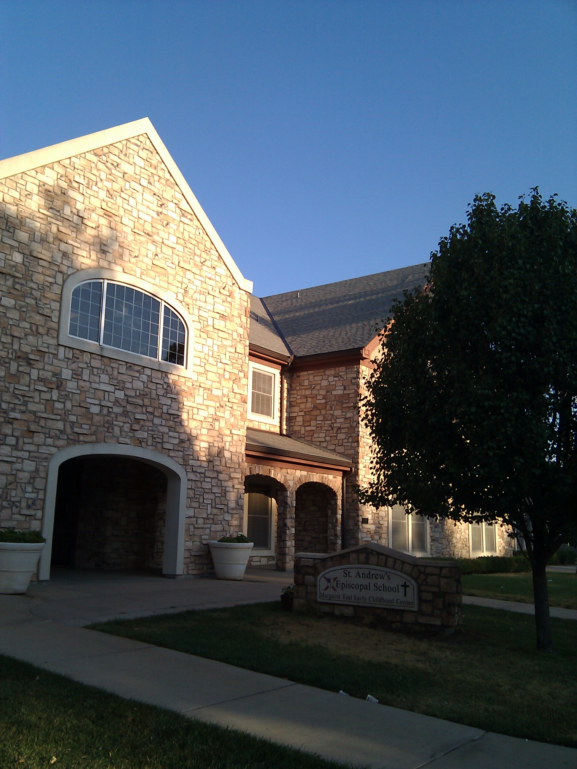 St Andrew S Episcopal School Amarillo Texas Wikipedia