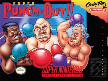 <i>Super Punch-Out!!</i> 1994 boxing video game