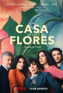 <i>The House of Flowers</i> (season 1) 2018 Mexican television season