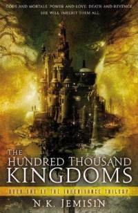 Image result for jemisin hundred thousand kingdoms