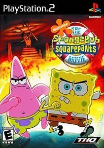 the spongebob squarepants movie video game wikipedia