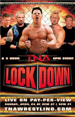 Image result for tna lockdown 2005
