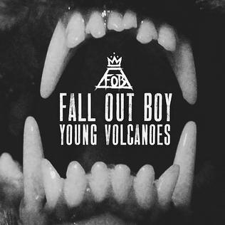 Young Volcanoes