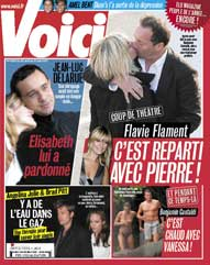 <i>Voici</i> French magazine
