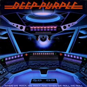 <i>When We Rock, We Rock, and When We Roll, We Roll</i> 1978 greatest hits album by Deep Purple