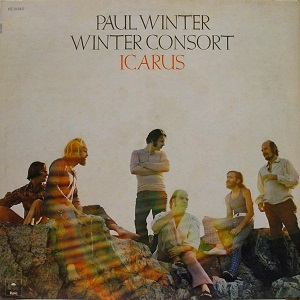 <i>Icarus</i> (Paul Winter Consort album) 1972 studio album by Paul Winter Consort